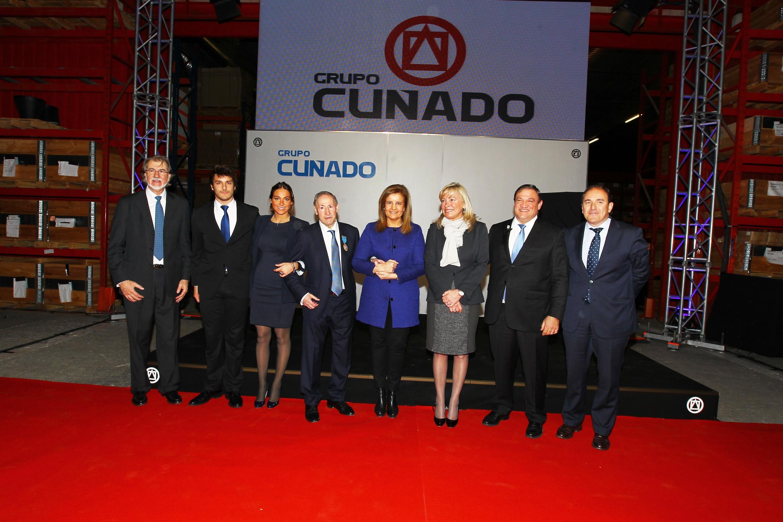 Visita Ministra Alcalá