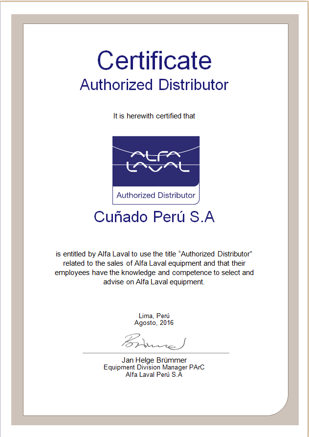 Certificate_Authorized_Distributor (Cuñado Perú)