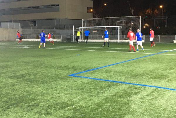Equipo Futbol 7 Grupo Cuñado