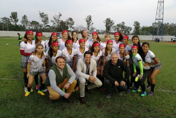 Equipo de Fútbol GRUPO CUÑADO BOLIVIA