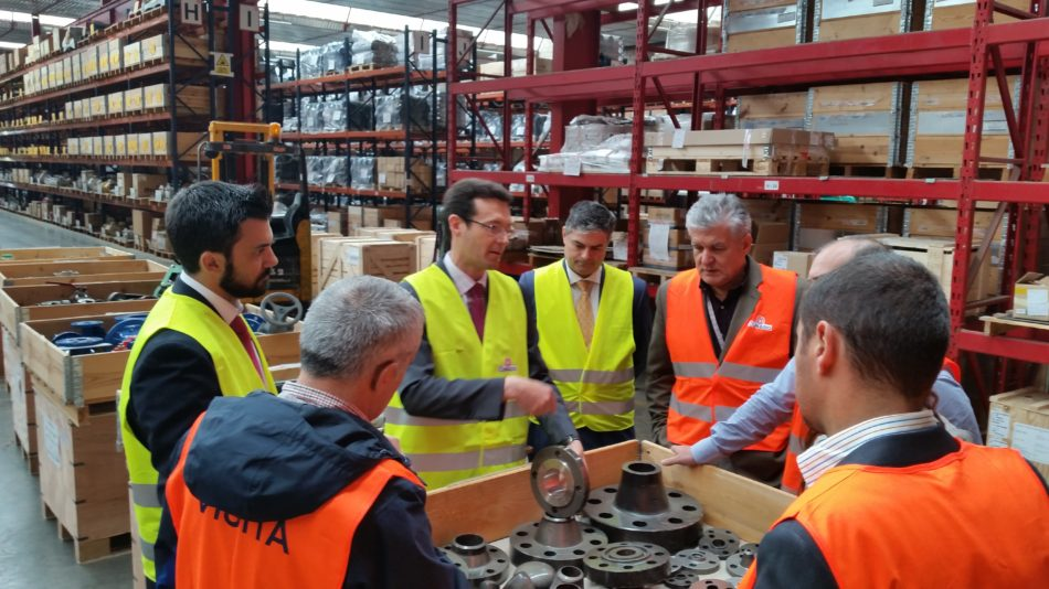 Visita Repsol - Supply Chain E&P